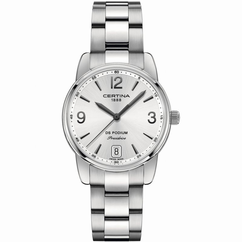 Ladies Certina DS Podium Precidrive Watch