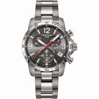Mens Certina DS Podium Precidrive Titanium Chronograph Watch C0344174408700