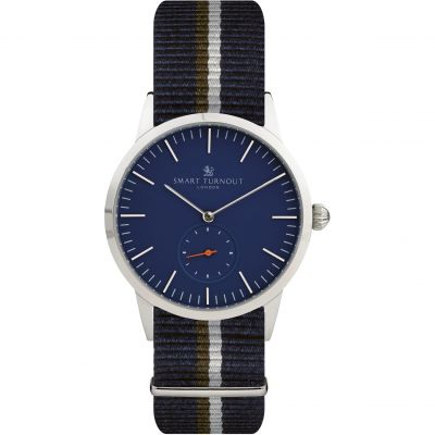 Mens Smart Turnout Signature Boat Race Oxford Watch STK3/NV/56/W-PB
