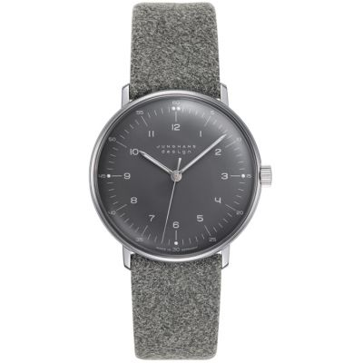 Junghans Max Bill Damenuhr in Grau 027/3602.00