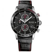 Mens Hugo Boss Rafale Chronograph Watch 1513390