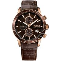 Mens Hugo Boss Rafale Chronograph Watch 1513392