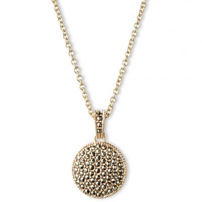 Ladies Judith Jack PVD Gold plated Necklace 60341093-887