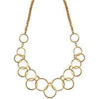 Ladies Nine West Base metal Necklace 60219421-887