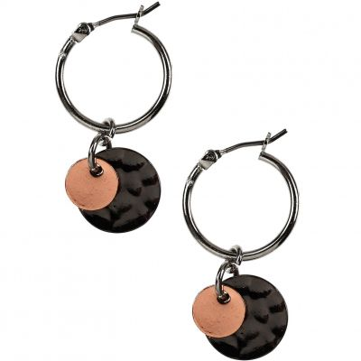 Drop Off Hoop Pierced Ears Earrings 60175476-Z01