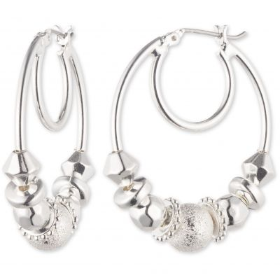Ladies Nine West Base metal Earrings 60411249-G03