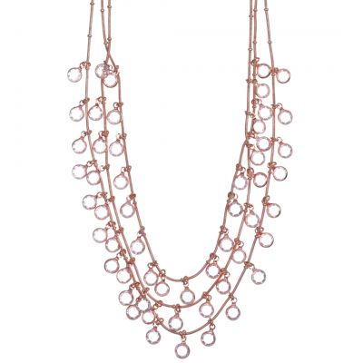 Anne Klein Dames Necklace Basismetaal 60345189-9DH