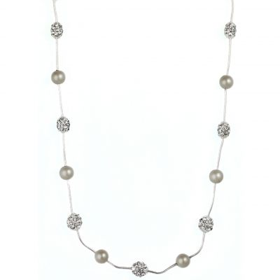Anne Klein Dam Necklace Basmetall 60163751-G03