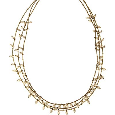 Anne Klein Dam Necklace Basmetall 60155703-887