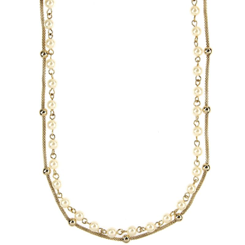 Ladies Anne Klein Base metal Necklace 60283382-887