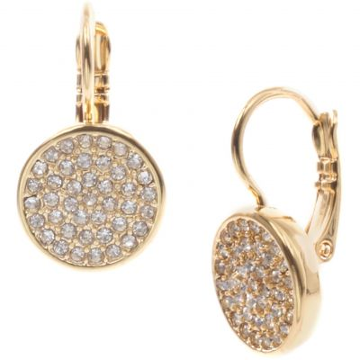 Pave Drop Pierced Ears Earrings 60334515-887