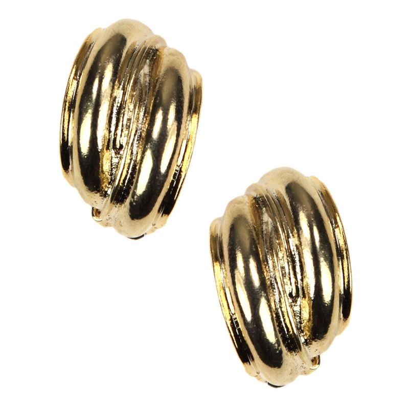 Button Clip - H.P Closed Ears Earrings 60169600-887