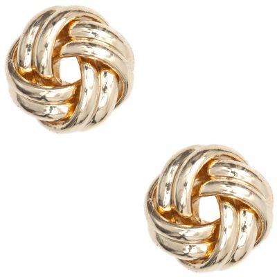 Knot Stud Pierced Ears Earrings 60356869-887