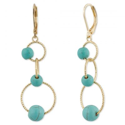 Anne Klein Dam Earrings Basmetall 60429780-887