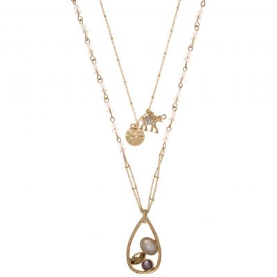 Gioielli da Donna Lonna And Lilly Necklace 60431990-E50