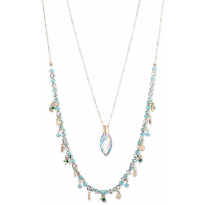 Ladies Lonna And Lilly Base metal Necklace 60432018-900