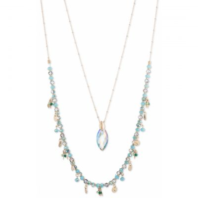 Lonna And Lilly Dam Necklace Basmetall 60432018-900