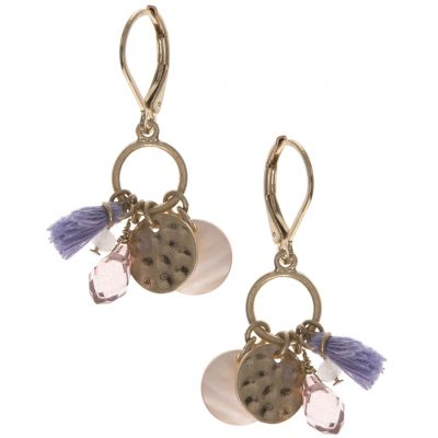 Ladies Lonna And Lilly Base metal Earrings 60432003-E50