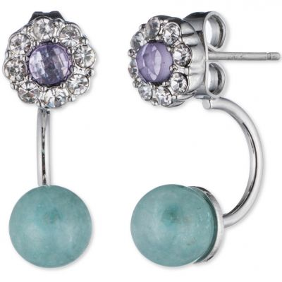 Ladies Lonna And Lilly Base metal Earrings 60432035-900