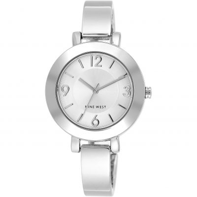 Ladies Nine West Watch NW/1631SVSB