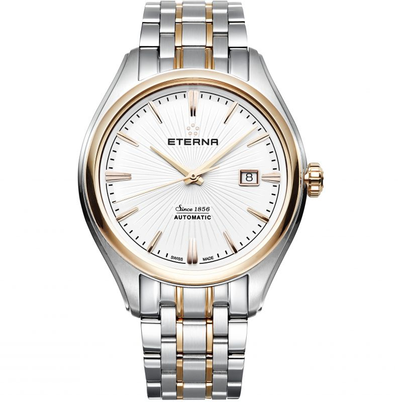 Mens Eterna Eternity Avant Garde Automatic Watch