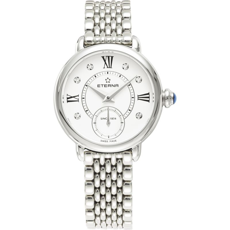 Ladies Eterna Lady Small Second Watch