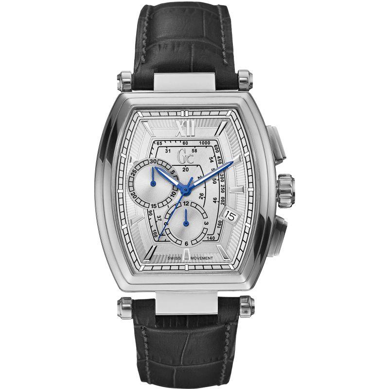 Mens Gc Retroclass Chronograph Watch