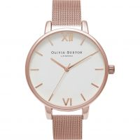 Olivia Burton Big Dial Dameshorloge Rose OB15BD79