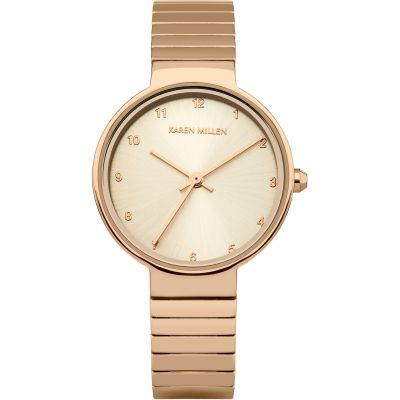 Ladies Karen Millen Watch KM131RGM