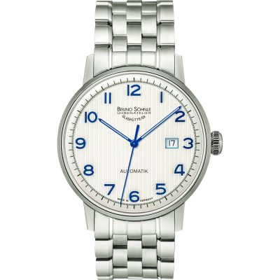 Mens Bruno Sohnle Stuttgart Automatik Automatic Watch 17-12173-224