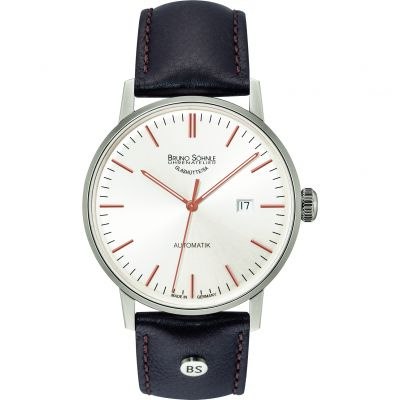 Mens Bruno Sohnle Stuttgart Automatik Automatic Watch 17-12173-245