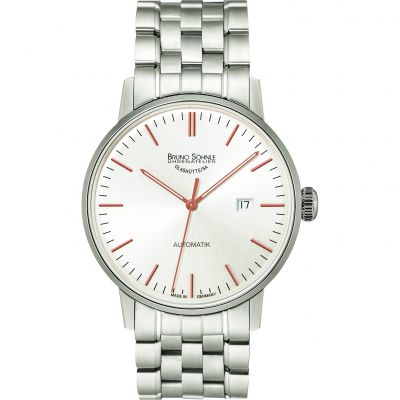 Mens Bruno Sohnle Stuttgart Automatik Automatic Watch 17-12173-246