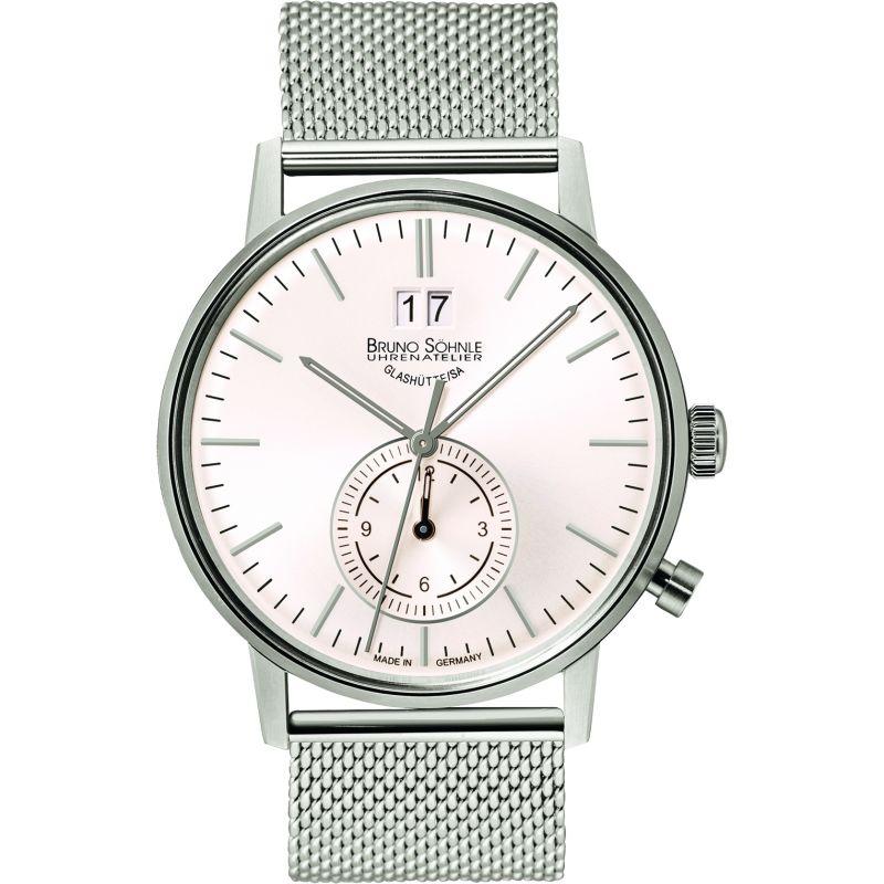 Mens Bruno Sohnle Stuttgart GMT Watch