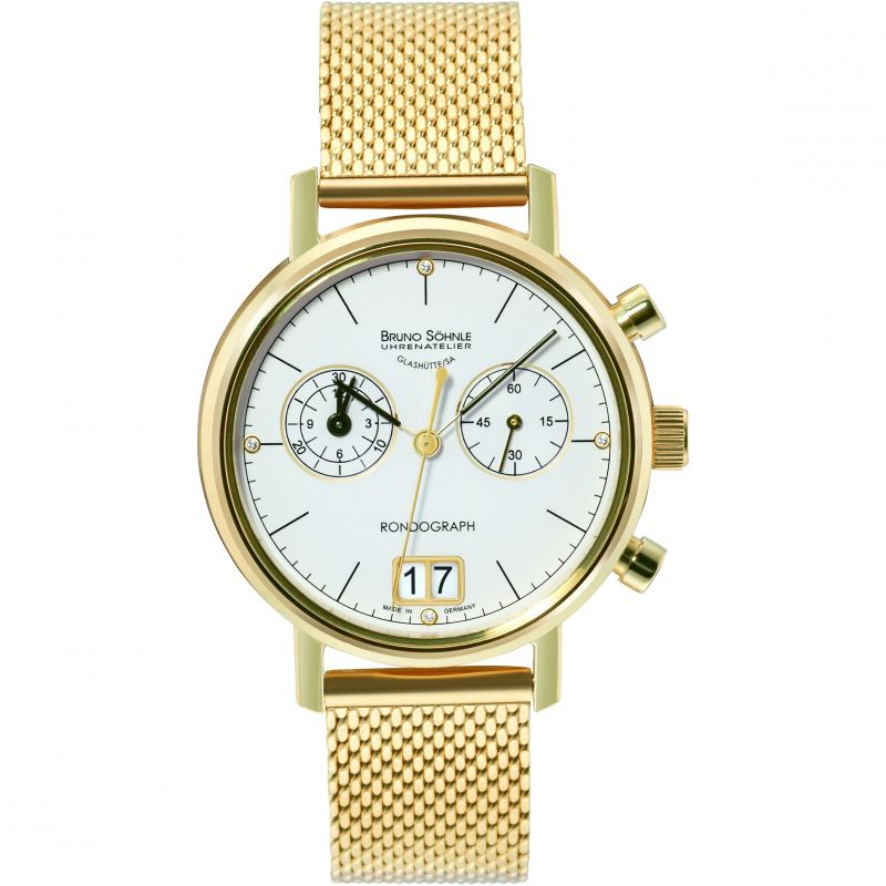Ladies Bruno Sohnle Rondograph Lady Chronograph Watch