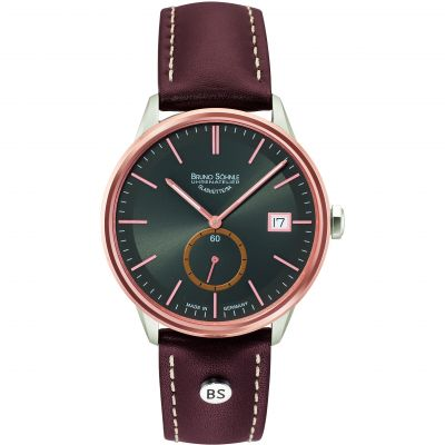 Mens Bruno Sohnle Triest Watch 17-63183-841