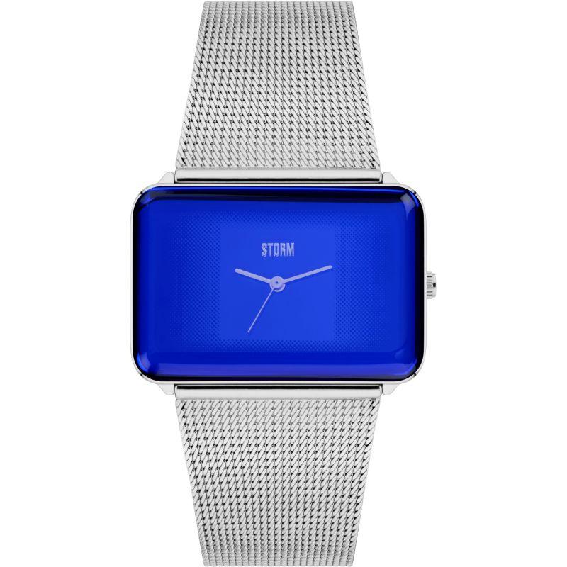 Ladies Storm Zila Lazer Blue Watch