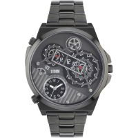 Mens STORM Trimatic Titanium Watch