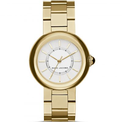 Marc Jacobs Courtney Damklocka Guld MJ3465
