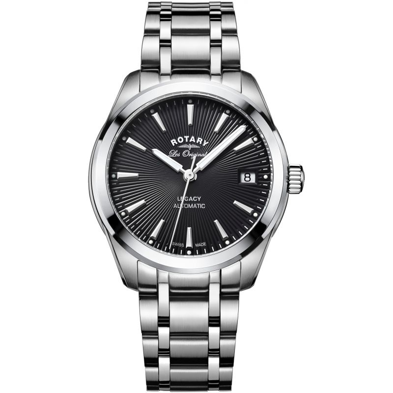 Ladies Rotary Swiss Made Legacy Automatic Watch