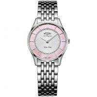 Ladies Rotary Swiss Made Ultra Slim Quartz Watch