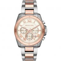 Ladies Michael Kors Brecken Chronograph Watch