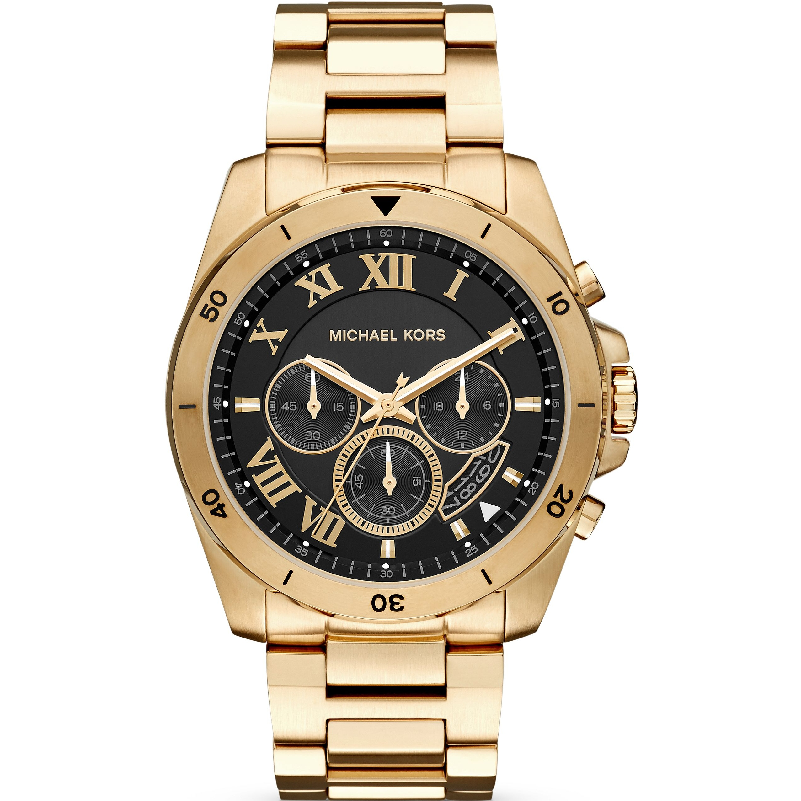 51d50d90b0ed Gents Michael Kors Brecken Chronograph Watch (MK8481)