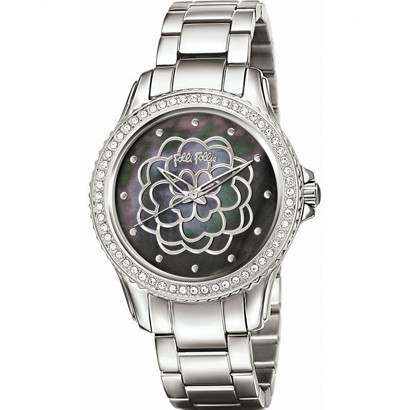 Ladies Folli Follie Santorini Flower Exclusive Watch
