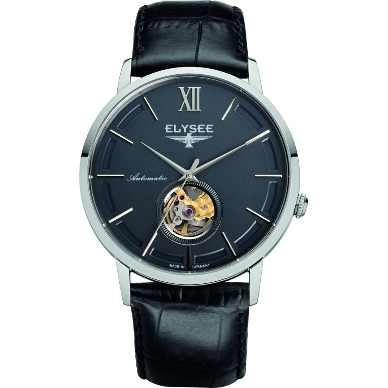 Mens Elysee Classic Automatic Watch 77010G