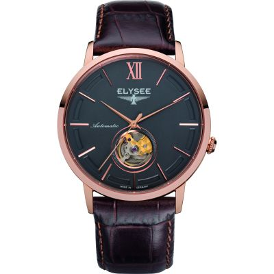 Mens Elysee Classic Automatic Watch 77012B