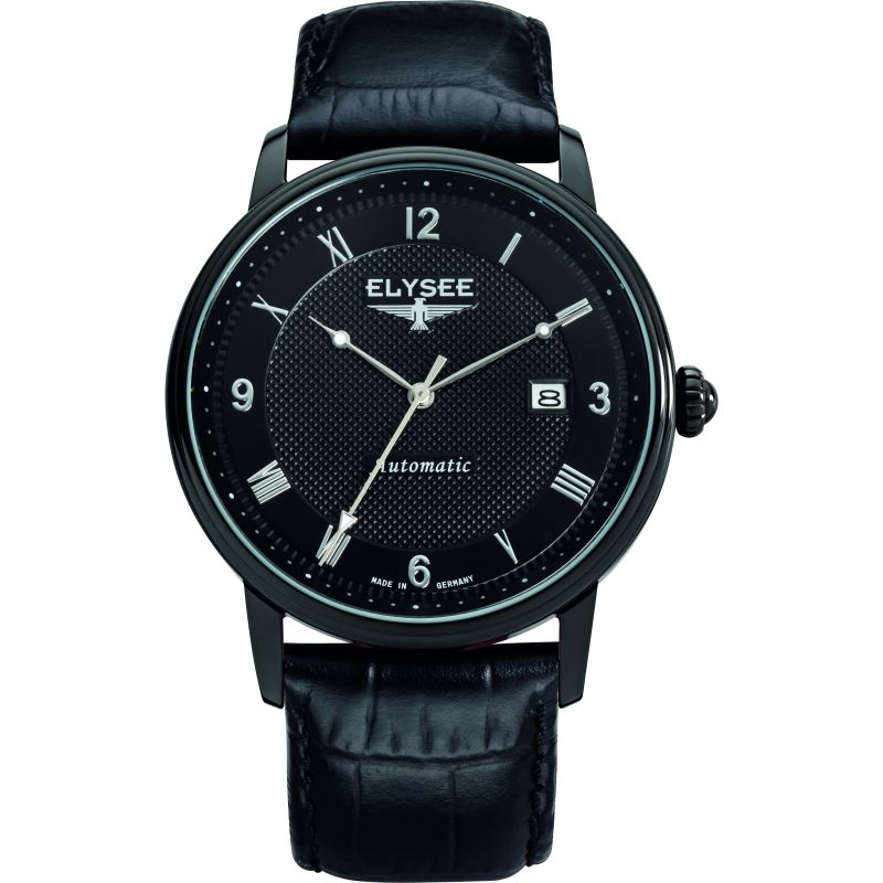Mens Elysee Monumentum Automatic Watch