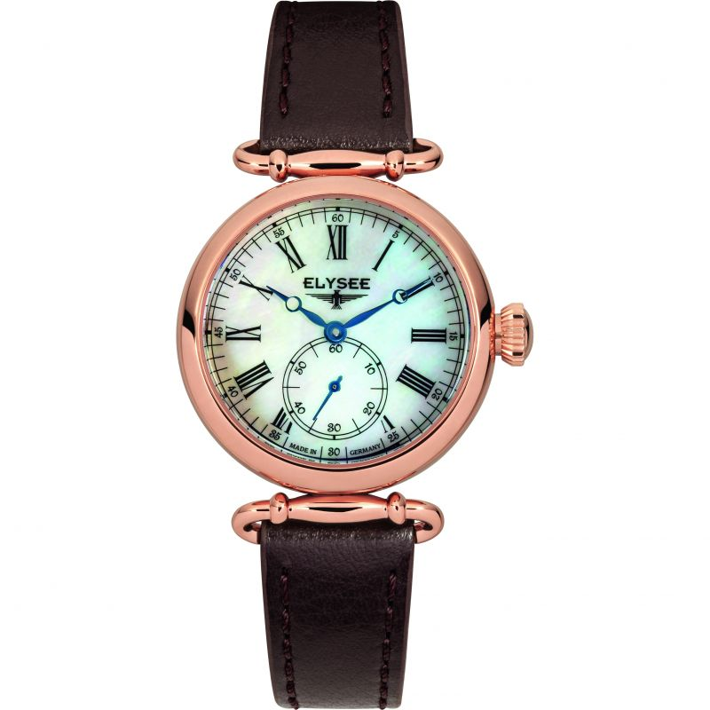 Ladies Elysee Cecilia Watch 38024