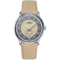 Mens Junghans Meister Driver Handwinding Mechanical Watch 027/3608.00