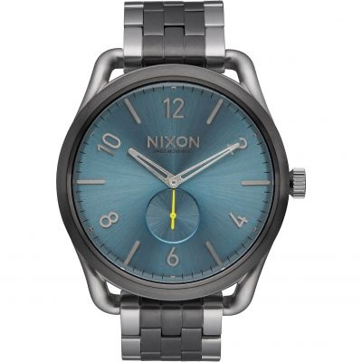 Mens Nixon The C45 SS Watch A951-2304