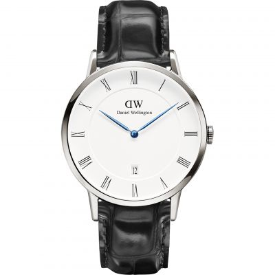 Mens Daniel Wellington Dapper 38mm Reading Watch DW00100108